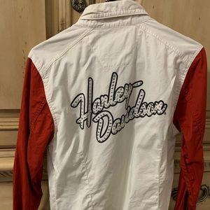 Women Harley Davidson shirt